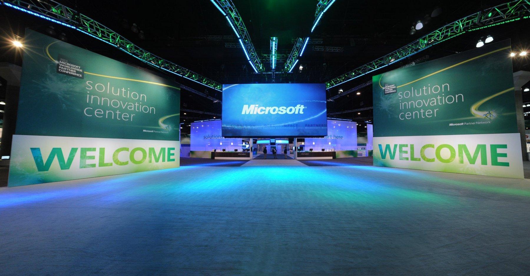 Microsoft West Coast Partners opening