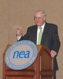NEA President speaks in San Diego