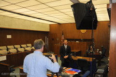 Behind the (Courtroom) Scenes
