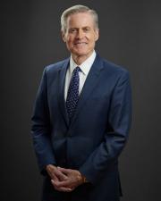 Formal executive portrait in Dallas