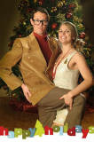 Couples improvise their party portraits