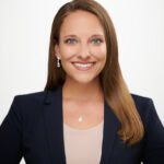 bright clean headshot of Grace Speese, Executive Director of the Farmers Branch Chamber of Commerce