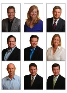 staff headshots of the entire office