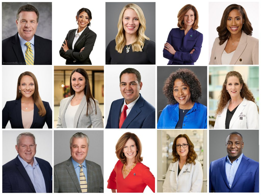 professional headshots for business